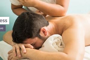 Havajská či relaxační masáž s možností masáže nohou a hlavy...