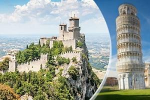 5denní výlet za nákupy a koupáním do Itálie - Rimini, Florencie...