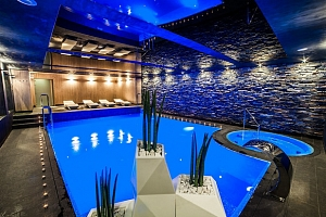 Výborně hodnocený polský hotel Zawrat s wellness...