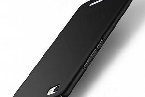 Ultratenký ochranný kryt pro Xiaomi Redmi 4A PZK100 Barva: Černá...