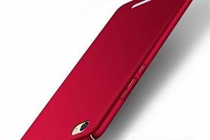 Ultratenký ochranný kryt pro Xiaomi Redmi 4A PZK100 Barva: Červená...