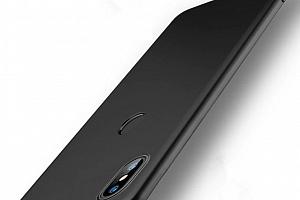 Ultratenký ochranný kryt pro Xiaomi Redmi Note 5 PZK101 Barva: Černá...