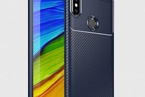 Luxusní silikonové pouzdro pro Xiaomi MI A2 Lite / Redmi 6 PRO PZK97 Barva: Modrá...