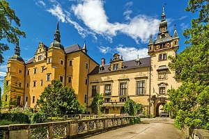 Polské Dolní Slezsko v zámeckém 4* hotelu s neomezeným vstupem do wellness a polopenzí...