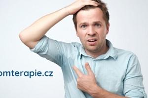 Ošetření přístrojem Elektro Antiperspirant pro zbavení pocení...