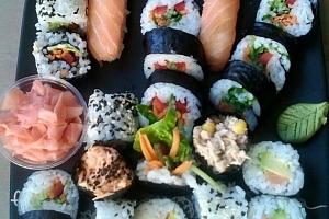 Zážitkový kurz přípravy sushi 6.4. v Brně - nejběžnější druhy sushi - Vše, co potřebujete vědět k…...