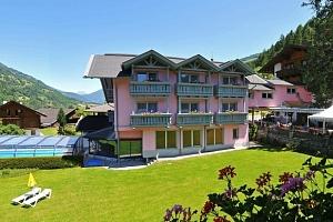 Hotel Margarethenbad **** v Rakousku s polopenzí, bazénem a wellness...