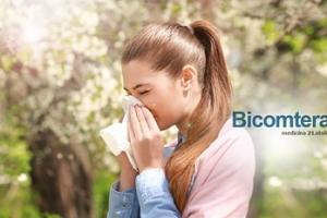 Test tolerance na 90 nejběžnějších alergenů...