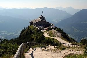 Zájezd do Bavorska: Orlí hnízdo a jezero Königsee od května do července...