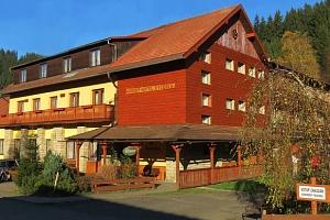 Horský hotel Kyčerka na Valašsku s polopenzí...