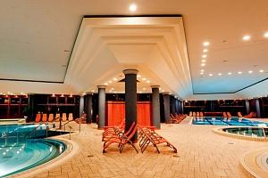 Hotel Greenfield**** s All inclusive v lázních Bükfürdő pro 1 osobu...