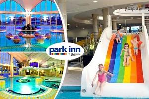 Nejoblíbenější hotel Park Inn **** Sárvár v termálech na jaře a na podzim...