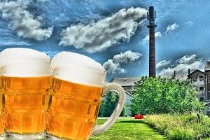 Dvoudenní vstupenka na Slavnosti piva pod komínem 17.-18.5.2019...