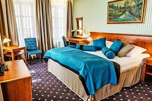 Česká Lípa ve 4* hotelu Morris s wellness, procedurami i polopenzí + sekt jako dárek...