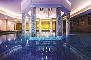 Bük ve 4* hotelu Caramell Premium Resort s neomezeným wellness, fitness a polopenzí – pro jednoho...