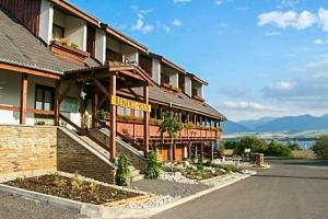 Liptov v Hotelu Rendez-Vous *** s polopenzí, wellness a vstupem do Tatralandie...