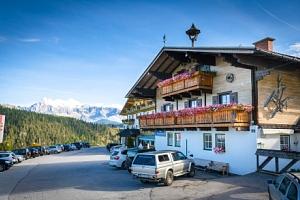 Rakousko: Pension Bachseitenhof s polopenzí, vínem, Salzburger Card a vyžitím...