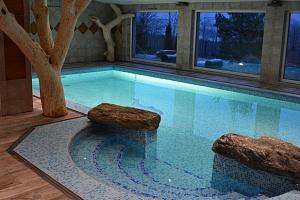 Jaro v Hotelu Podlesí ve všední dny s bazénem a Pohádkovou vesničkou...