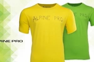 Pánské triko Alpine Pro ze 100% bavlny ve vel. S-XXXL...