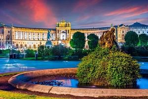 Vídeňský hotel Klimt*** na 1 až 3 noci se snídaní a lahví vína...