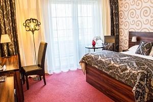 Parkhotel Morris**** v Lužických horách s polopenzí a wellness procedurami...