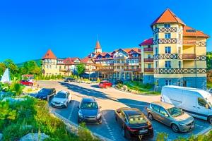 Polsko: Hotel St. Lukas Sanatorium **** s polopenzí, wellness a procedurami...