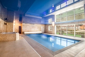 Podzim v Hotelu Lions s polopenzí, neomezeným wellness, procedurami a slevami...