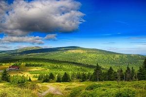 Pronájem celé chaty pro 4 až 28 osob přímo na vrcholku hory Bubákov - Herlíkovice...