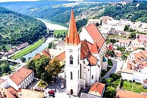 Jižní Morava, Znojmo - pobyt ve vinařské perle pro dva na 3 dny přímo v historickém centru....