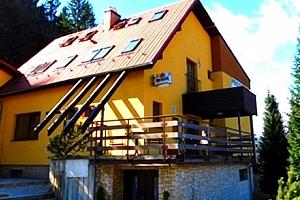 Pobyt v Beskydech pro dva v penzionu Na Lůkách,olopenze, vstup do sauny, sleva na masáže....