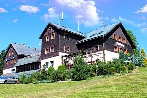 Jaro či léto v Hotelu Krakonoš s polopenzí a 2 dětmi do 10 let zdarma...