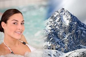 Tatry v oblíbeném hotelu Lesana s polopenzí, neomezeným wellness i novým bazénem...