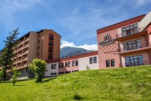 Grand Hotel Bellevue**** ve Vysokých Tatrách s wellness...