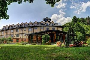 Jaro i léto s dětmi v hotelu GOLFER v Kremnici...