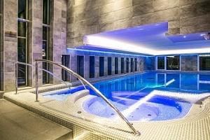 Hévíz: Bonvital Wellness & Gastro Hotel **** s neomezeným wellness a polopenzí...