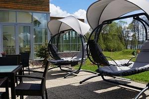 Hotel Orsino**** na břehu Lipna s bazénem, saunou a polopenzí...