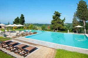 Ubytování v historické vile v Toskánsku na 4 nebo 7 dní...