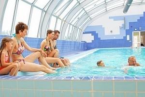 Hajdúszoboszló: Hotel Négy Évszak Superior *** s wellness, lázněmi a polopenzí...