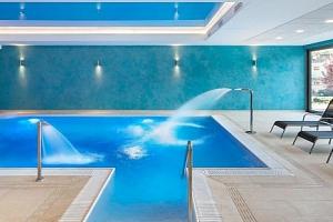 2 noci pro DVA v Trenčianských Teplicích se snídaní a vstupem do bazénu a saunového světa...