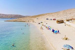 Chorvatsko: ostrov Pag, ubytování v apartmánech na 8 dní...