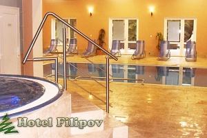 Ubytování v Karpatech s polopenzí a neomezeným wellness...