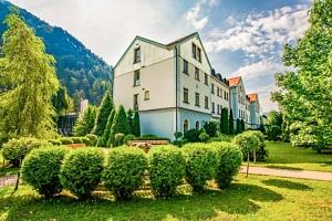Slovinsko: Hotel Zdravilišče Laško **** s polopenzí a neomezenými termály...