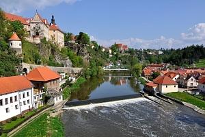 Lázně Jupiter Bechyně: jižní Čechy s polopenzí a procedurami...