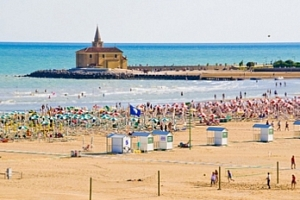 Itálie, Caorle: 8 dní pro 1 osobu, vlastní doprava a strava...