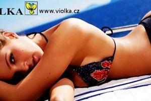 Permanentka na 100 minut do solária v salonu Violka v Opavě...