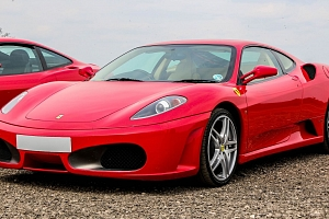 Jízda ve Ferrari F430 F1 Scuderia...