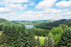 Německo: Ferienhotel Markersbach *** s neomezeným wellness a polopenzí...