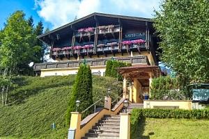 Rakouské Alpy v českém penzionu Savisalo *** se snídaní, Sommercard a saunou...