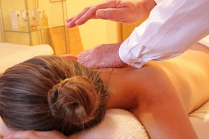 Uvolňující aromaterapeutická masáž...