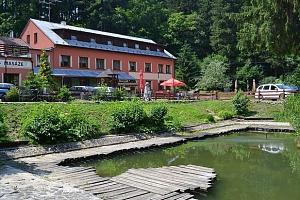 Jaro i léto v Bílých Karpatech s polopenzí a neomezeným wellness...